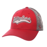 "Dubuque Fighting Saints Fitted Headwear ""Fuse"""