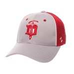 "Dubuque Fighting Saints Fitted Headwear ""Roadway"""