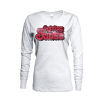 "Dubuque Fighting Saints Womens Long Sleeve ""Show"""