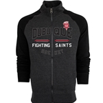 "Dubuque Fighting Saints Adult Jacket ""Michigan"""