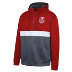 "Dubuque Fighting Saints Adult Zip Jacket ""Offshore"""
