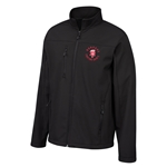 "Dubuque Fighting Saints Softshell Jacket ""Everyday"""