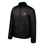 "Dubuque Fighting Saints Adult Puffer Jacket ""Slope"""