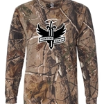 "Dubuque Fighting Saints Adult Long Sleeve ""Hunter"""
